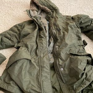 Columbia Winter Coat